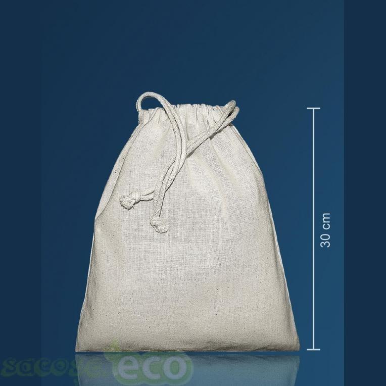 Saculet bumbac ECO62857